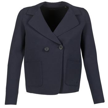 Oblečenie Ženy Saká a blejzre Marc O'Polo ONTARITA Námornícka modrá