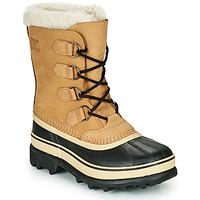 Topánky Ženy Obuv do snehu Sorel CARIBOU Hnedá / Čierna