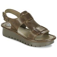 Topánky Ženy Sandále Fly London KANI Hnedá