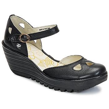 Topánky Ženy Lodičky Fly London YUNA Čierna