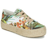Topánky Ženy Nízke tenisky Wildflower EGINA Zelená / Tropical