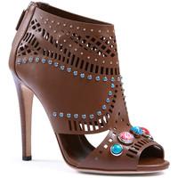Topánky Ženy Sandále Gucci 371057 A3N00 2548 marrone