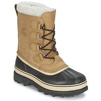 Topánky Muži Obuv do snehu Sorel CARIBOU Béžová
