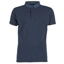 Oblečenie Muži Polokošele s krátkym rukávom Deeluxe AGAINER Námornícka modrá