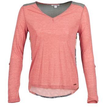Oblečenie Ženy Tričká s dlhým rukávom Smash TIRAMISU Ružová