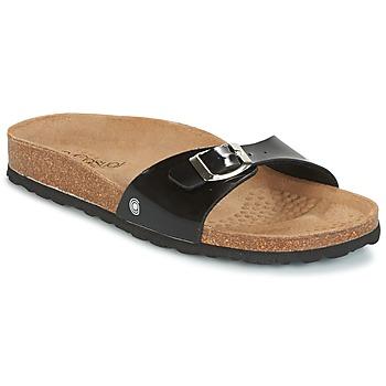 Topánky Ženy Šľapky Casual Attitude TERTROBAL čierna / Lakovaná