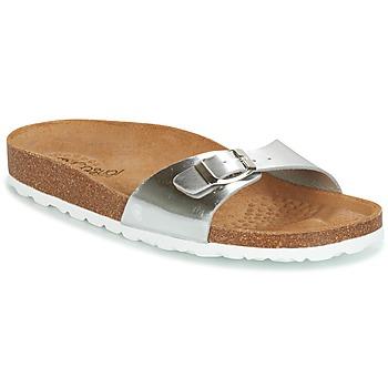 Topánky Ženy Šľapky Casual Attitude TERTROBAL Strieborná