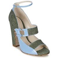 Topánky Ženy Sandále John Galliano A54250 Modrá / Zelená