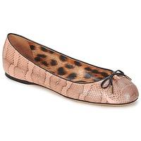 Topánky Ženy Balerínky a babies Roberto Cavalli XPS151-UB043 Ružová