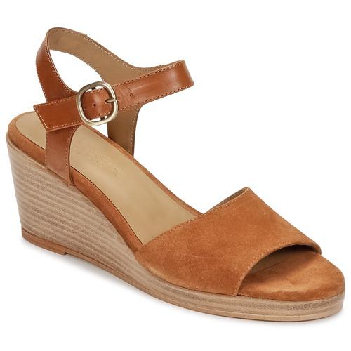 Topánky Ženy Sandále n.d.c. LAS SALINAS Koňaková
