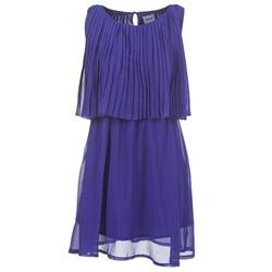 Oblečenie Ženy Krátke šaty Compania Fantastica CARYA Modrá
