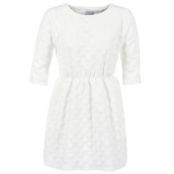 Oblečenie Ženy Krátke šaty Compania Fantastica FRENE Biela