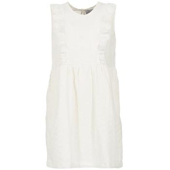 Oblečenie Ženy Krátke šaty Compania Fantastica HETRE Krémová