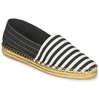 Topánky Ženy Espadrilky Marc Jacobs SIENNA Čierna / Biela