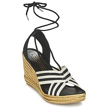 Topánky Ženy Sandále Marc Jacobs DANI Čierna / Biela