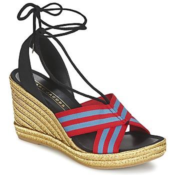 Topánky Ženy Sandále Marc Jacobs DANI Modrá / Červená