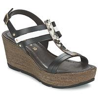 Topánky Ženy Sandále Café Noir LAPIBO Čierna