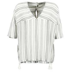 Oblečenie Ženy Blúzky Stella Forest OWONI Krémová / šedá