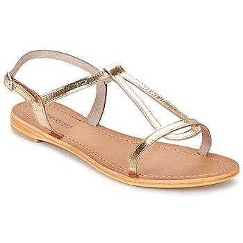 Topánky Ženy Sandále Les Tropéziennes par M Belarbi HAMESS Zlatá