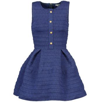 Oblečenie Ženy Krátke šaty Manoush ELASTIC Modrá