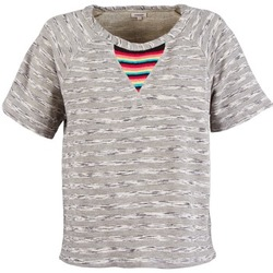 Oblečenie Ženy Mikiny Manoush ETNIC SWEAT Šedá