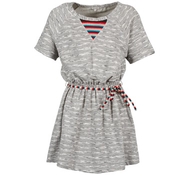 Oblečenie Ženy Krátke šaty Manoush ETNIC Šedá