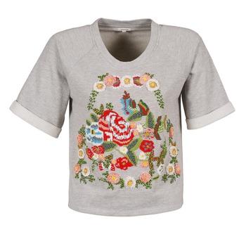 Oblečenie Ženy Mikiny Manoush GIPSY Šedá