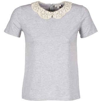 Oblečenie Ženy Tričká s krátkym rukávom Manoush T-SHIRT šedá