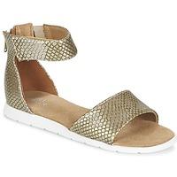 Topánky Dievčatá Sandále Bullboxer BLINETTE Zlatá