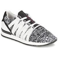 Topánky Ženy Nízke tenisky Serafini MIAMI čierna / Biela