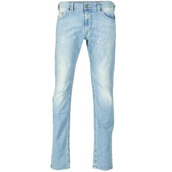 Oblečenie Muži Džínsy Slim Diesel THAVAR Modrá / 0849E