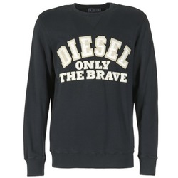 Oblečenie Muži Mikiny Diesel S-JOE-B Čierna