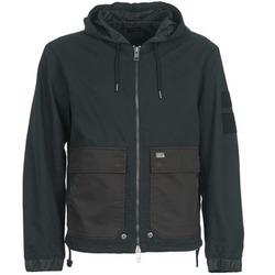 Oblečenie Muži Bundy  Diesel J-DAN-MIX Čierna / Hnedá