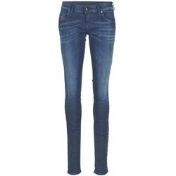 Oblečenie Ženy Džínsy Slim Diesel GRUPEE Modrá / 0837j