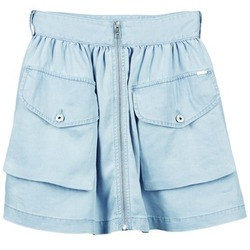 Oblečenie Ženy Sukňa Diesel DE BODEN B Modrá