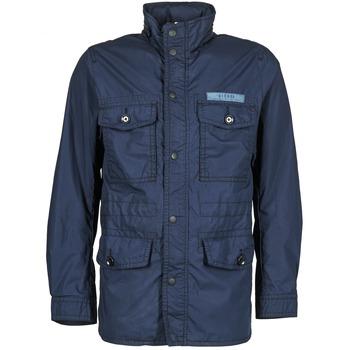 Oblečenie Muži Bundy  Diesel J RICO Námornícka modrá