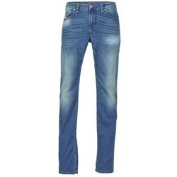 Oblečenie Muži Džínsy Slim Diesel THAVAR Modrá / 850W