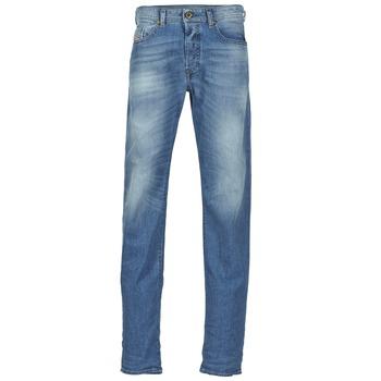 Oblečenie Muži Rovné džínsy Diesel BUSTER Modrá / 842h