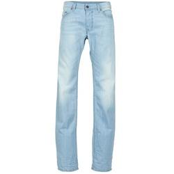 Oblečenie Muži Rovné džínsy Diesel SAFADO Modrá / 8521