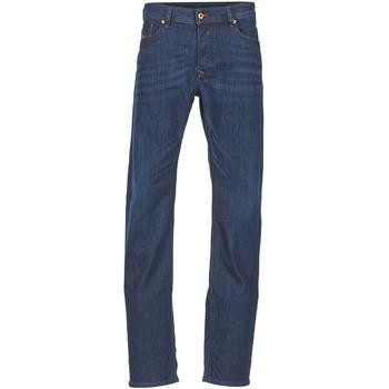 Oblečenie Muži Rovné džínsy Diesel WAYKEE Modrá / Dark