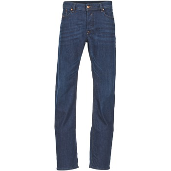 Oblečenie Muži Rovné džínsy Diesel WAYKEE Modrá
