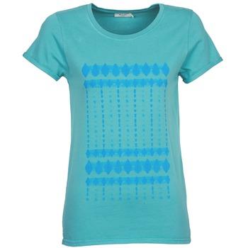 Oblečenie Ženy Tričká s krátkym rukávom Kulte JULIETTE BATIK Modrá