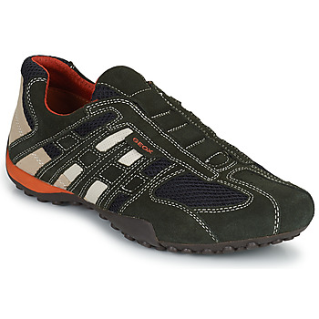 Topánky Muži Nízke tenisky Geox SNAKE šedá