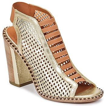Topánky Ženy Sandále Marc by Marc Jacobs SUSANNA Zlatá