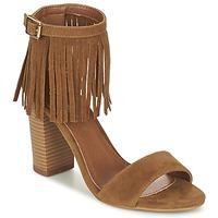Topánky Ženy Sandále Moony Mood ERANDA Ťavia hnedá