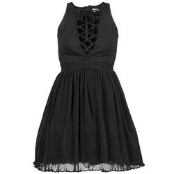 Oblečenie Ženy Krátke šaty Manoush MARILACET Čierna