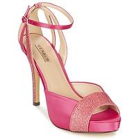 Topánky Ženy Sandále Menbur ARENALES Ružová