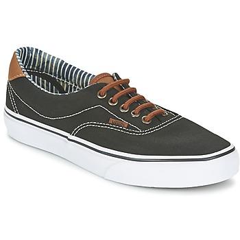 Topánky Nízke tenisky Vans ERA 59 Čierna / Pásikový vzor / Denim