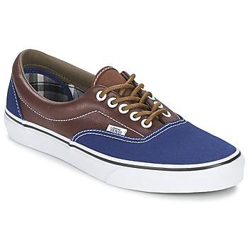 Topánky Muži Nízke tenisky Vans ERA Námornícka modrá / Hnedá
