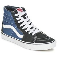 Topánky Muži Členkové tenisky Vans SK8-HI Námornícka modrá / čierna
